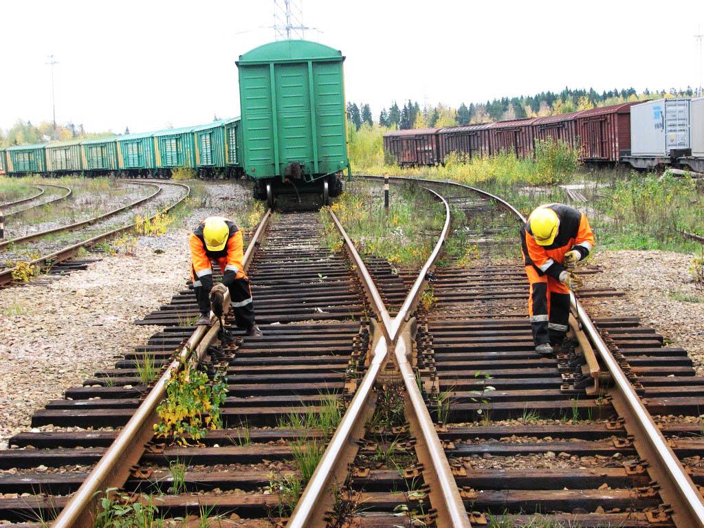 Инструкция техническое содержание железнодорожной